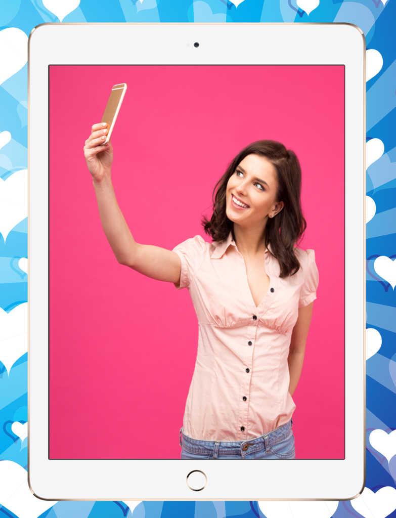 New girl dating app