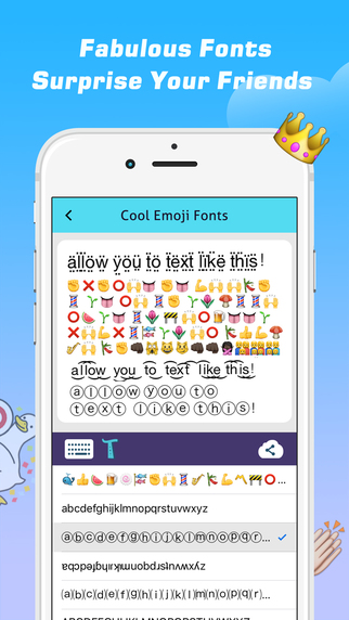 how to get emojis on my iphone 4 keyboard