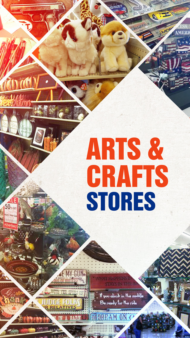 App shopper arts crafts stores usa shopping for Arts and crafts stores near my location