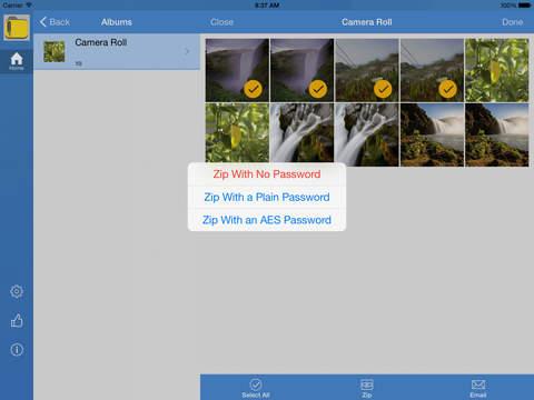 iZip Pro - Zip Unzip Unrar Tool Screenshots