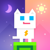 Super Phantom Cat – Be a jumping bro.[iOS]
