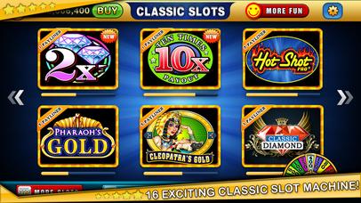 Screenshot 5 Classic Slots — Free Vegas Styled Original Slot Machines