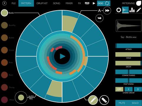 Patterning : Drum Machine Screenshots