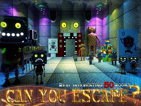 Room Escape: 50 rooms I screenshot