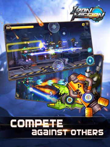 Iron Mission- classic arcade shoot'em up Screenshots