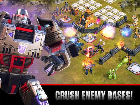 Transformers: Earth Wars Screenshots
