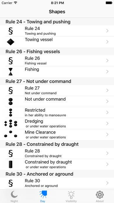 NaviLights iPhone Screenshot 3