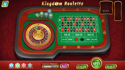 Screenshot 1 Американская рулетка Royale Free казино Vegas