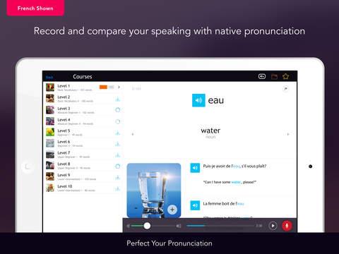 Learn Czech Vocabulary - WordPower iPad Screenshot 3