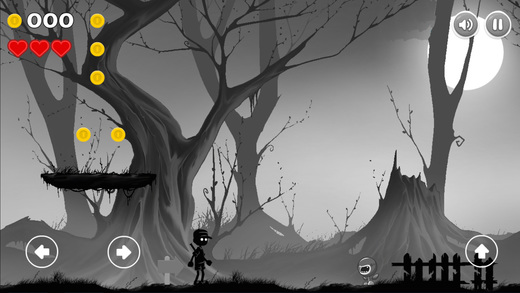 Shadow Boy Kids Adventures Screenshot
