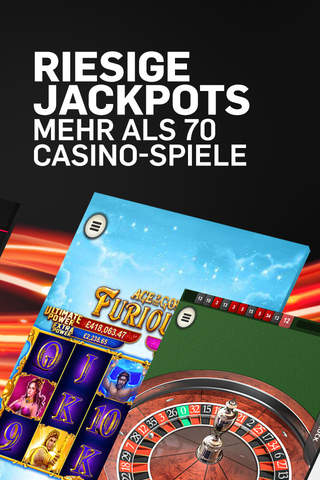 Betfair Casino & Roulette screenshot 4