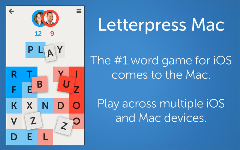 Letterpress Screenshot - 1