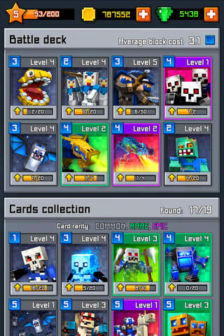 Great Royale Wars - Clash of Block screenshot 3