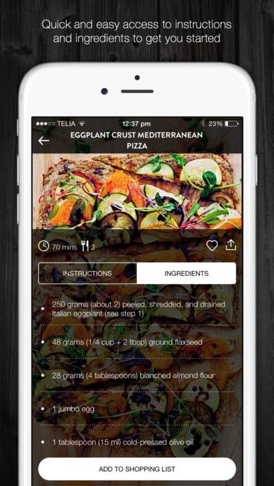 Caveman App Store : Paleo plate caveman diet recipes on the app store