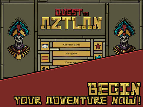 Quest to Aztlan Screenshots