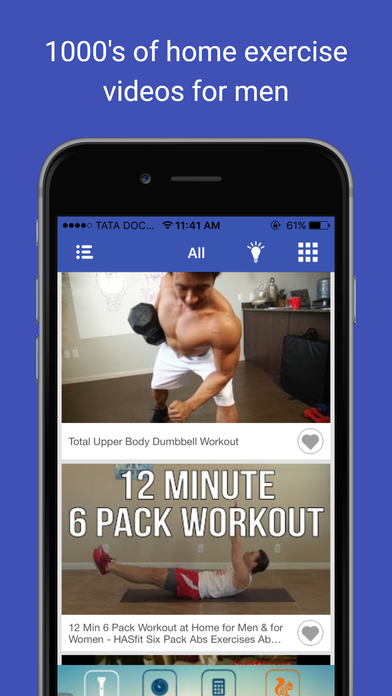 App Shopper Home Health Exercises Body Building Men Workouts
