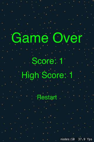 Asteroid Destroy screenshot 4
