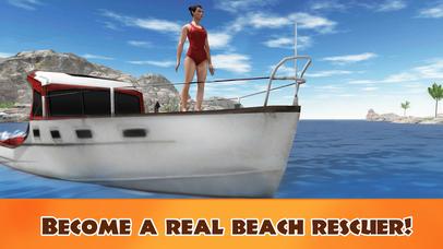 Beach Lifeguard Emergency Rescue 3D Full screenshot 4