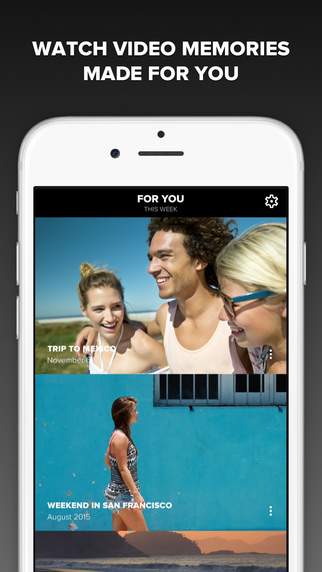 Quik - Video Editor by GoPro - Free movie maker to edit photos, videos with music - Ex Replay Screenshots