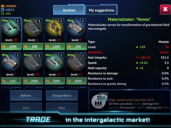 Nebula Online™ - Sci-Fi 3D MMORPG in Space Screenshots