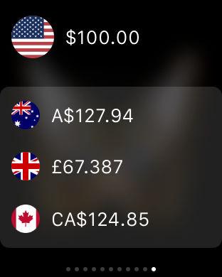 Currency iPhone Screenshot 6