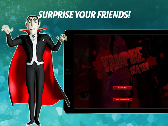 Undead Vampire Slayer Nightmare iPad Screenshot 2