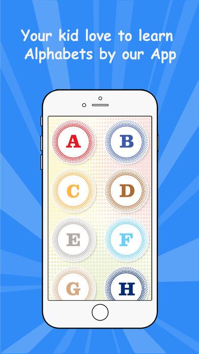 Screenshots for HI-Alphabet & Animals For Kids