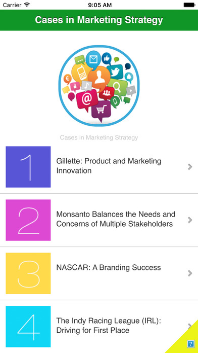 monsanto s marketing strategy Following are the members of monsanto's us her role supporting the us communications & business strategy and the marketing communications teams at monsanto.