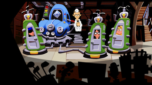 Day of the Tentacle Remastered Screenshots
