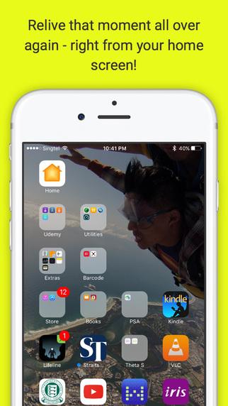 Wallpaper Liberator Apps for iPhone/iPad screenshot