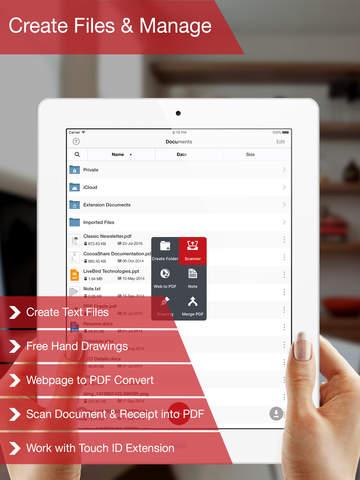PDF Export Pro - Documents to PDF Converter Screenshots