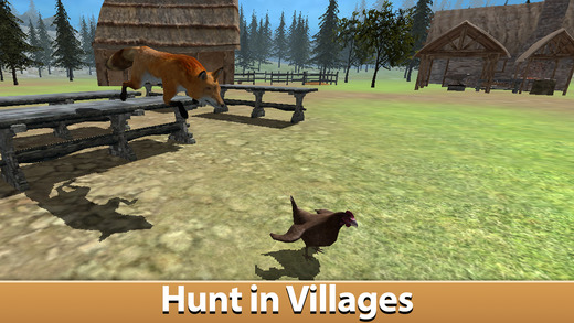 Wild Fox Survival Simulator 3D Full Screenshots
