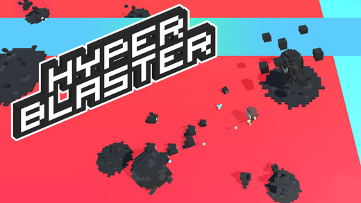 Hyper Blaster Screenshot
