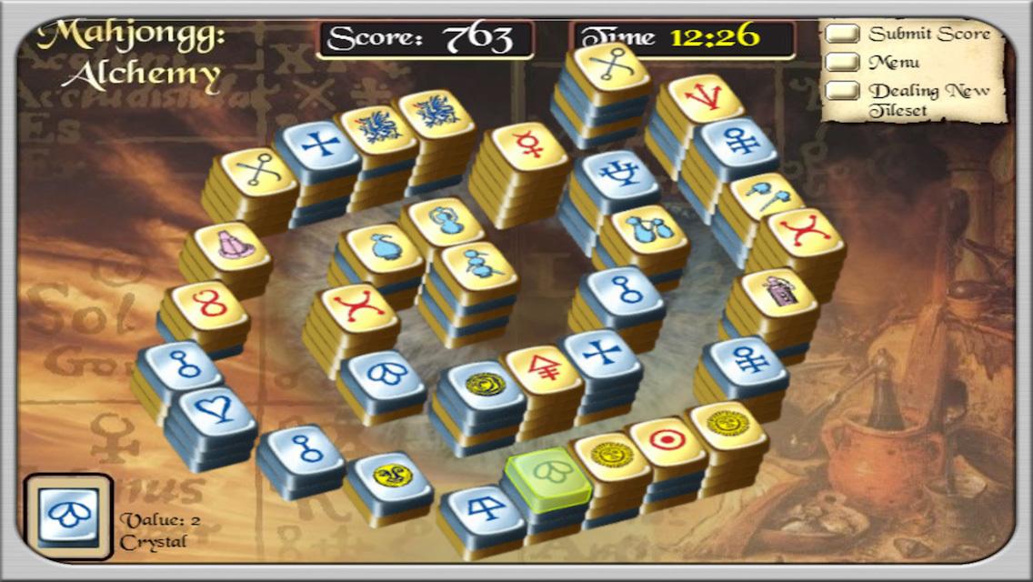 mahjong alchemy free game online