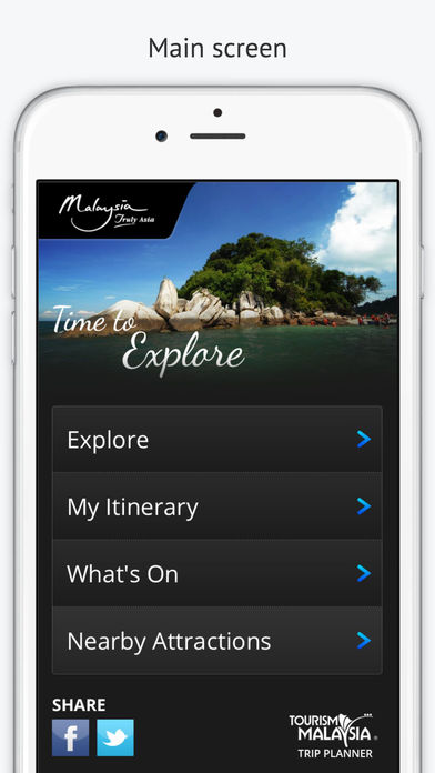 Malaysia Trip Planner On The App Store