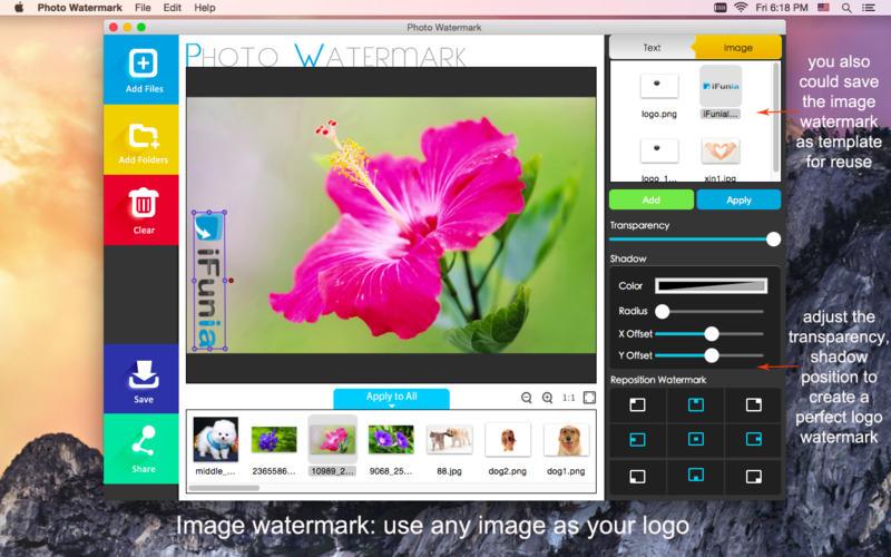 Photo Watermark Screenshot - 3