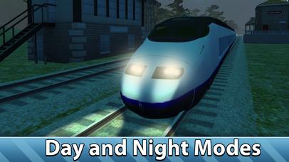 Europe Railway Train Simulator 3D Full screenshot 4