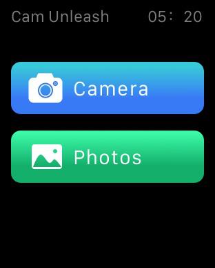 Camera Unleashed pro Screenshots