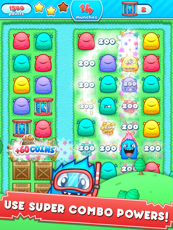 Monster Mania Screenshots
