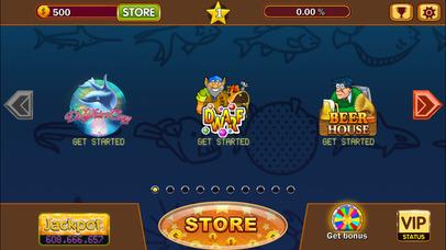 Screenshot 3 Остров Дельфина — слот машины и игровые автоматы онлайн 888 бесплатно