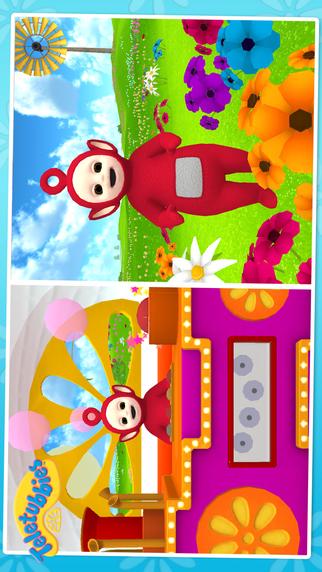 Teletubbies: Po's Daily Adventures Screenshots
