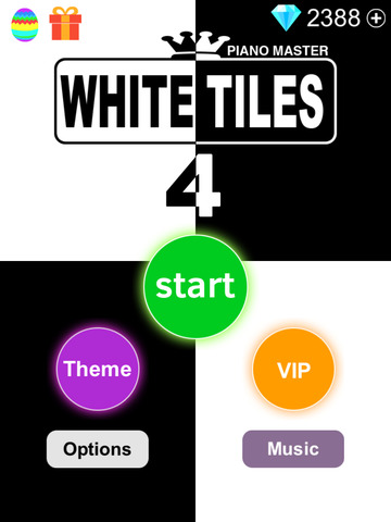 Screenshots for White Tiles 4 : Piano Master ( Don't Touch the White Tile and Trivia games ) - Free