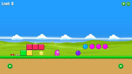Pitweenk: Platforms Adventure Screenshot