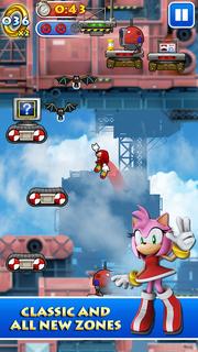 Screenshot #8 for Sonic Jump™