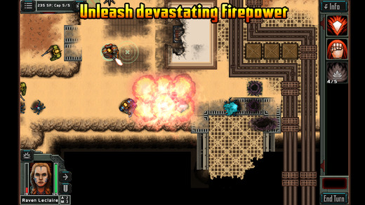 Templar Battleforce RPG Full Game HD Screenshot