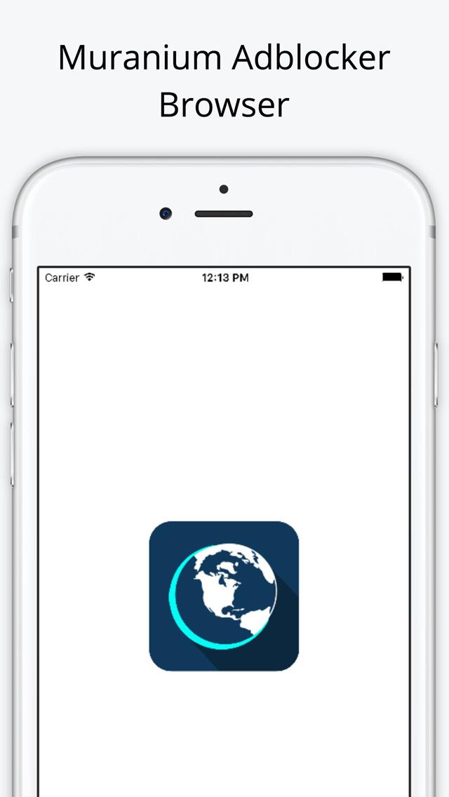 App Shopper: Muranium Adblocker Browser (Utilities)