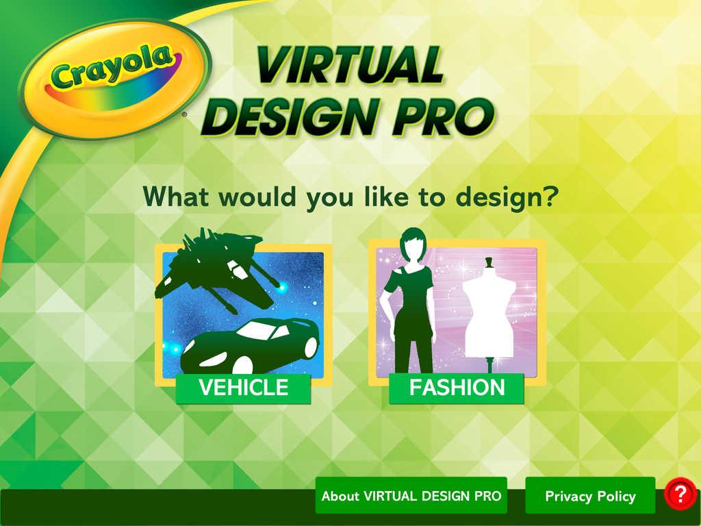 App Shopper Crayola Virtual Design Pro Games