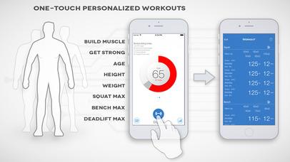 Multi-Year Weight Training screenshot