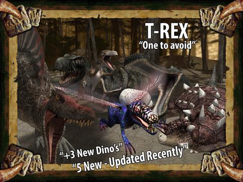 Dinosaur Safari Pro for iPad Screenshots