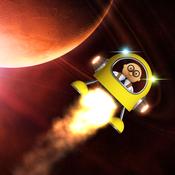 Lander Hero: Arcade Lunar Landing Exploration Games in Deep Space [iOS]